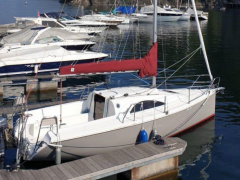 Saturn Yachts Ltd 25 Kielboot