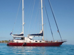 CUSTOM BUILT 32,4 m KETCH Ketch