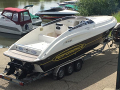 Performance 807 Speedboot