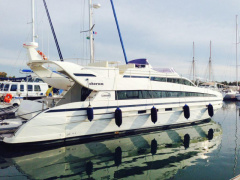 Conam Chorum 54 Flybridge