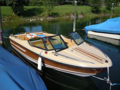 Silverline Nantucket 17V Sport Boat