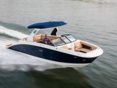 Sea Ray SDX 270 Bowrider