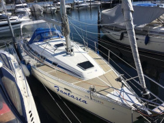 Bavaria 37 Exclusive Segelyacht