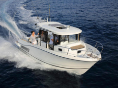 Jeanneau Merry Fisher 755 Marlin Bateau à cabine