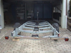 BAER Storage Trailer