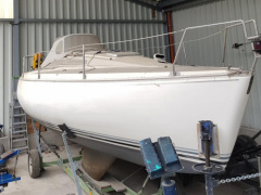 Yachting France Jouet 24 Segelyacht