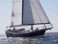 Preator 46 ? One Off Sailing Yacht