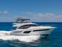 Princess F55 Flybridge
