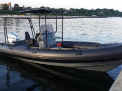 Lava Marine Expedition 740 HDX RIB