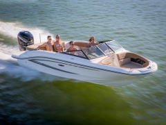 Sea Ray SPX 210 OB Bowrider