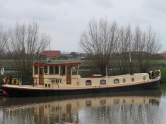 Luxe Motor 2295 - 400301 Dutch Barge Woonboot