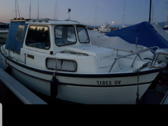 Hardy Marine Fiching Fishing Boat
