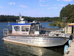 Lamor LC 7500 Cabin Pilothouse