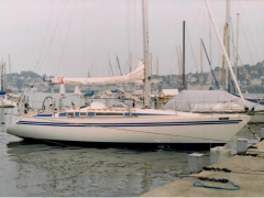 Fingulf 36 Segelyacht
