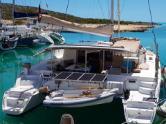 Fountaine Pajot GreenEnergy Kat Orana 44 Gold Standart Cruising yacht