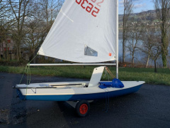 SL Perfomance Sailcraft Laser Sailing dinghy