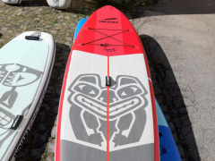 Indiana 10'6 Family Pack red SUP-Board