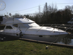 Princess 360 Flybridge Flybridge