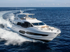 Sunseeker 76 Yacht Flybridge