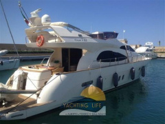 Cayman 62 fly Flybridge