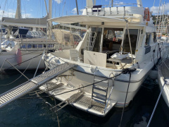 Marine Projects Princess 45 Fly Flybridge