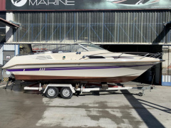 Draco 2500 Cristal new Refitted Ponttonivene