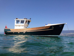 Northshore Yachts Fisher Potter 25 Pilothaus