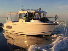 Jeanneau 755 Marlin Special Edition Pilothouse