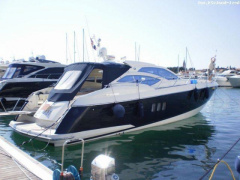 Absolute 56 HT - BJ. 2008 - 2 X IPS Motoryacht