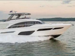 Princess F 70 - 2019 - WIE NEU!! Flybridge