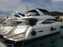 Princess 72 FLY - BJ. 2013 - 4 KABINEN Flybridge