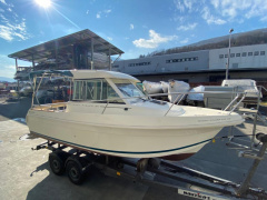 Jeanneau merry fisher 625 HB Ponton-Boot