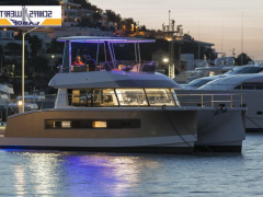 Fountaine Pajot MY 37 Motor-katamaran