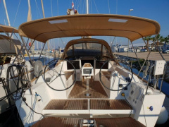 Dufour 350 Grand Large Sailing Yacht