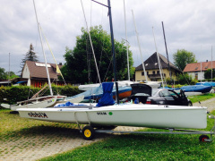 Ovington Boats Vx One Design SUI-209 Daysailer