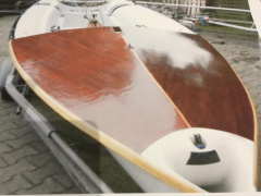 Parker 505 Sailing dinghy