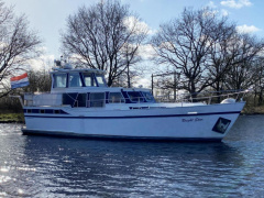 Ankertrawler 1300 Pilothouse Trawler