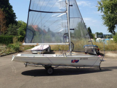 Topper Intern. ISO Sailing dinghy