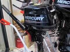 Mercury F5MLH Outboard