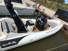Stil Nautica AIR30 TENDER SPORT MERCURY350 CARBON RIB
