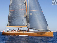 Wally 88.2 Yate a vela
