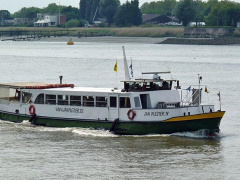 Partyboot Jan Plezier 75 pers Passenger boat