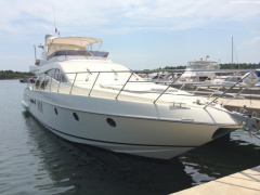 Azimut 62 FLY - MODEL 2005 Flybridge