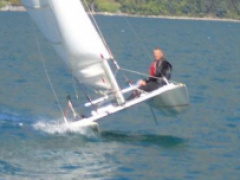Dart Panther Craft Dart 18 Catamaran