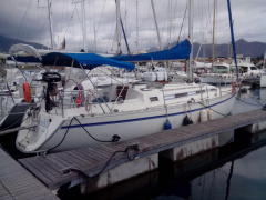 Gibert Marine Gib'Sea 372 Sailing Yacht