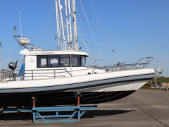 Paragon 25 Pilothouse