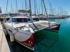 Fountaine Pajot HELIA 44 Catamaran