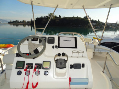 Leopard 39 PowerCat Catamaran