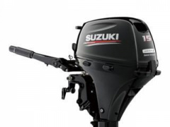 Suzuki DF 15AS Outboard