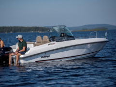 Flipper F 600 SC 16% MwSt. Center Console Boat